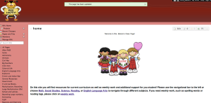 My Wiki Homepage