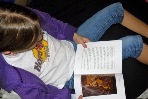 Creating a reading lifestyle