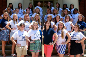 My Palmetto Girl's State City 2013