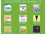 Top 9 FREE Apps For Grades3-5