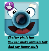 ChatterPix Kids:  Bring Any Image To Life!