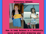 Balanced Technology in Elementary Classrooms