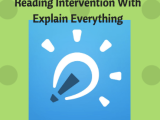 Reading Intervention with Explain Everything