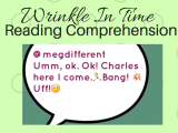 Wrinkle In Time Reading Comprehension